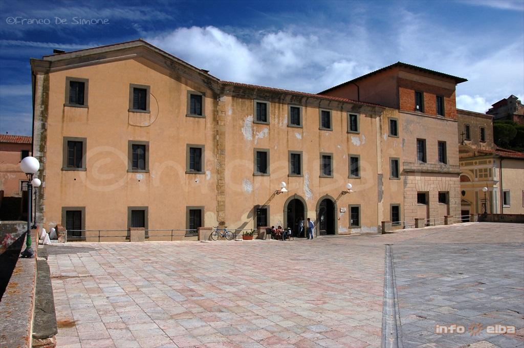 Biblioteca foresiana di portoferraio - Biblioteca porta venezia orari ...