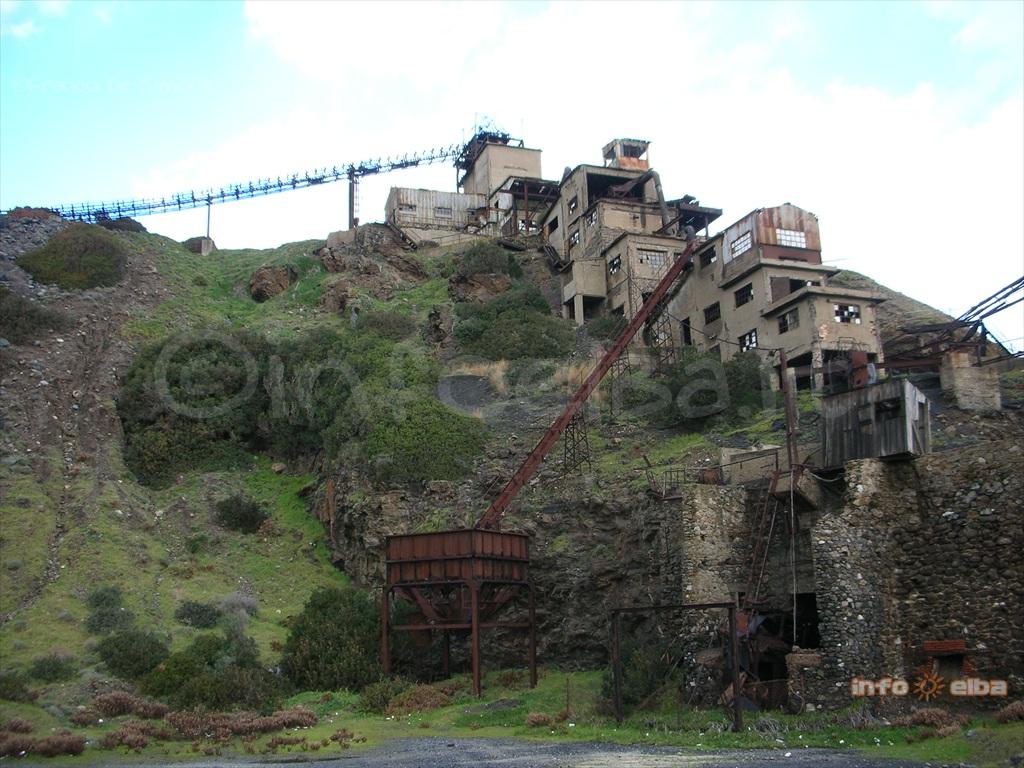 La storia delle miniere dell 39 isola d 39 elba for Planimetrie delle case dei produttori di storia