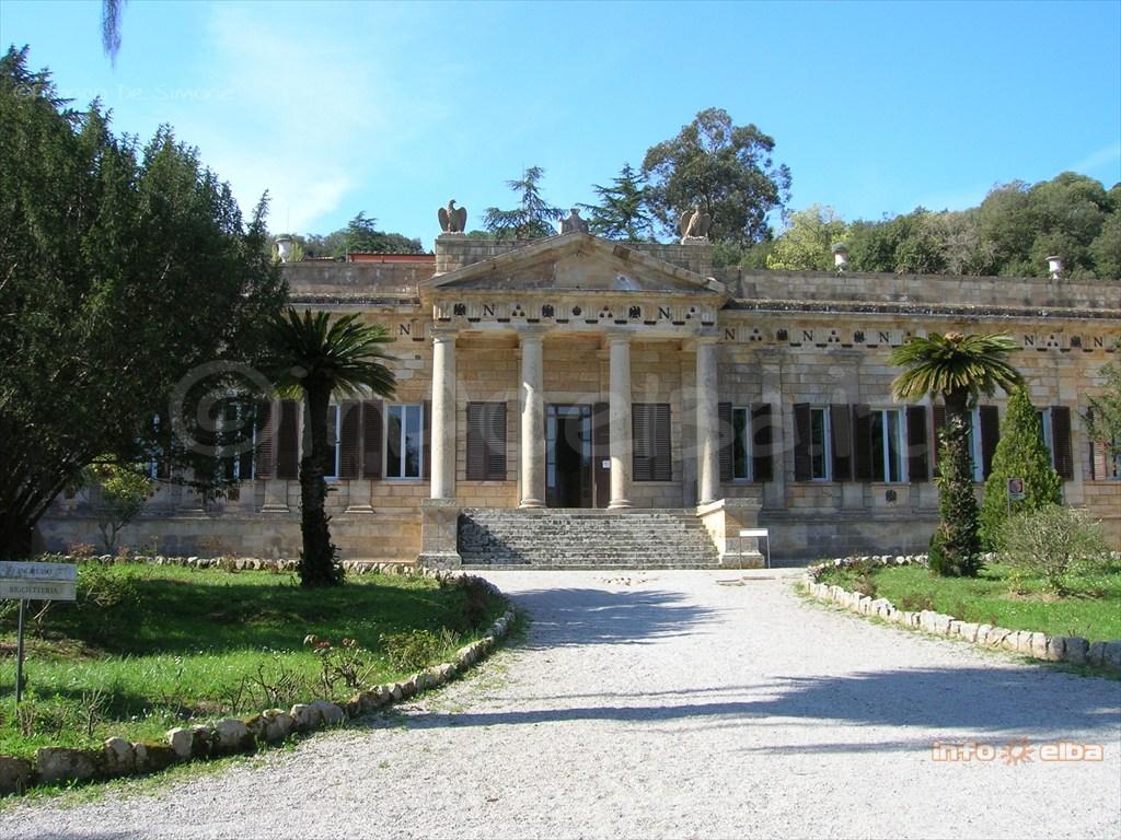 La villa di san martino residenza estiva di napoleone si trova in