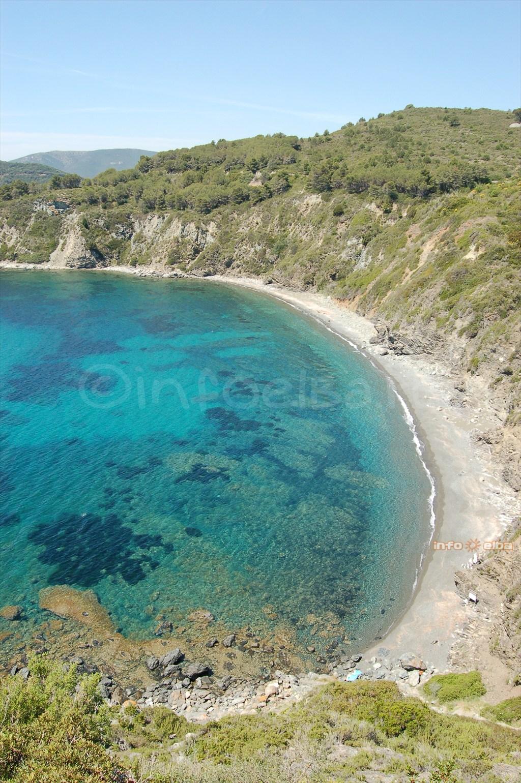 Spiaggia Di Acquarilli All U0026 39 Isola D U0026 39 Elba  A Capoliveri