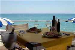 Pranzo sul mare all'Isola d'Elba