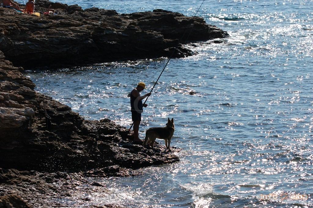 La pesca al Serbatoio Tuloma Superiore