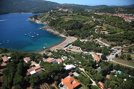 Camping Arrighi all'Isola d'Elba