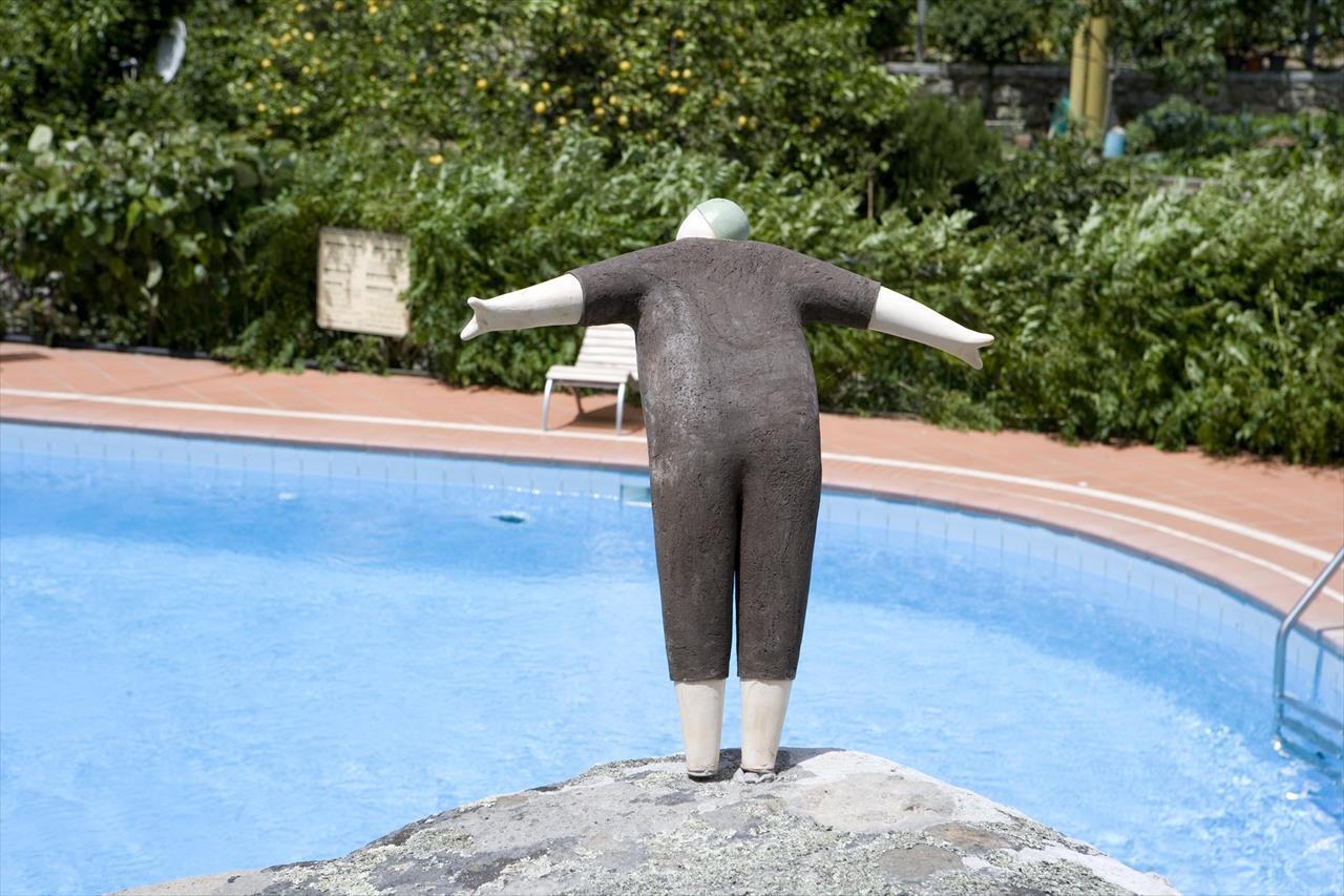 Hotel cernia isola botanica all 39 isola d 39 elba a marciana for Asciugacapelli a parete per piscine