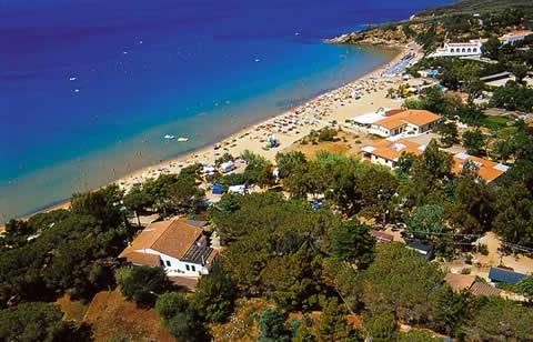 Camping Lido All Isola D Elba A Capoliveri Loc Lido Di