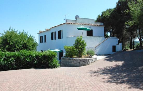 Appartamenti il casale all 39 isola d 39 elba a marina di campo - Colore esterno casa campagna ...